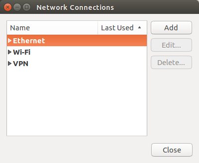 CISCO VPN in Ubuntu
