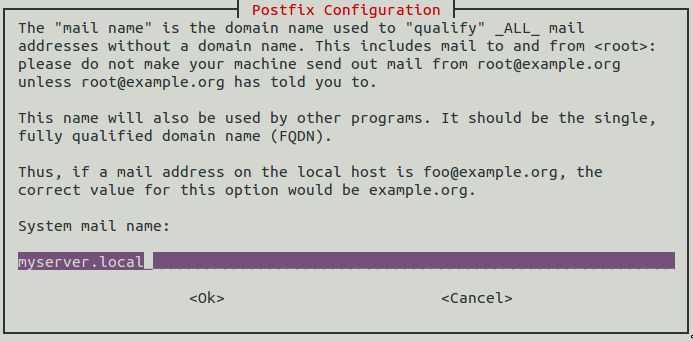 Send emails from command line on Linux Shell
